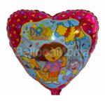 Balon folie Dora 45 cm