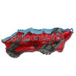 Balon folie Formula 1 cu Heliu 60 cm 901664R-HE