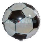 Balon folie Fotbal 45 cm 401506