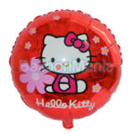 Balon folie Hello Kitty 45 cm