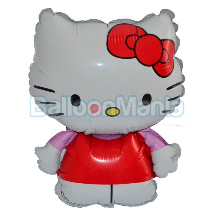 Balon folie Hello Kitty 60 cm