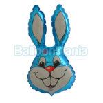 Balon folie Iepure albastru 60 cm 901589/N