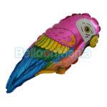 Balon folie Papagal 35 cm