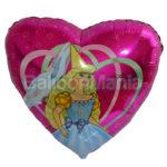 Balon folie Printesa 45 cm