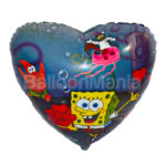 Balon folie Sponge Bob 45 cm