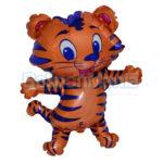 Balon folie Tigrisor 60 cm