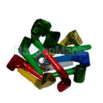 Suflatori metalizate 6buc/set 67023-6