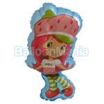 Balon folie Capsunica 60 cm