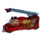 Balon folie Masina pompieri 60 cm