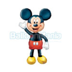 Balon folie Mickey 132 cm (airwalkers)