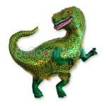 Balon folie Dinozaur cu Heliu 60 cm 901754-HE