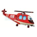 Balon folie Elicopter salvare 60 cm