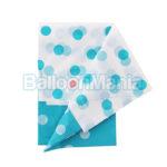 Fata de masa Polka albastra 128X181cm PF-OGBL