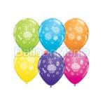 Baloane inscriptionate prajituri