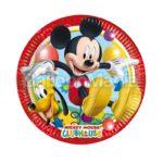 Farfurii Mickey 20cm 8/set 81840