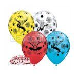 Baloane inscriptionate Spiderman