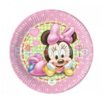 Set farfurii Minnie baby
