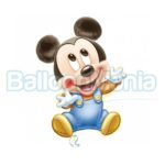 balon-folie-mickey-baby