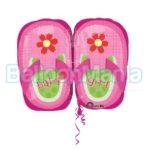 balon-folie-botosei-baby-roz