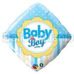 Balon folie Baby boy 45 cm 14637