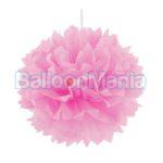 pompon-roz-40cm