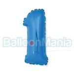 balon-folie-cifra-1-albastru-35cm