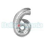 balon-folie-cifra-6-argintiu-35cm