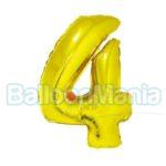 balon-folie-cifra-4-auriu-35cm