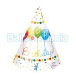 set-coifuri-happy-birthday-albastru