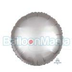 Balon folie Argintiu 43 cm 3680501