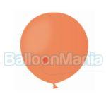 Balon latex portocaliu 48 cm G150.04
