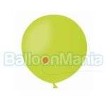 Balon latex verde deschis 48 cm G150.11