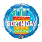 balon-folie-happy-birthday- 45cm-