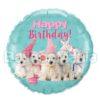 balon-folie-happy-birthday-puppies-45cm