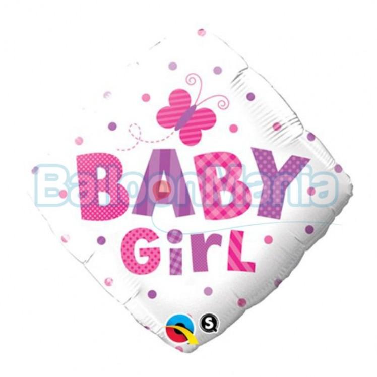 balon-folie-baby-girl45cm