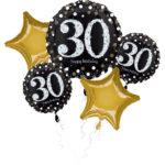 buchet-5-baloane-folie-sparkling-30-32143