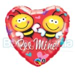 Balon folie Bee Mine 45 cm 21837