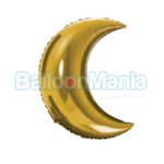 Balon folie 33x36cm Luna aurie 16133