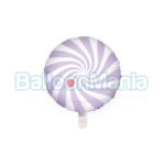 Balon folie Acadea mov pal, 45 cm FB20P-004J