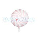 Balon folie Acadea roz pal, 45 cm FB20P-081J