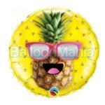 Balon folie Ananas, 45 cm 57271