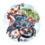 Balon folie Avengers, 43 cm 34655