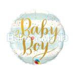 Balon minifolie Baby Boy 88489