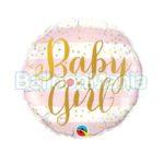 Balon minifolie Baby Girl 88497