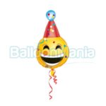 Balon folie BDay Emoticon 33629
