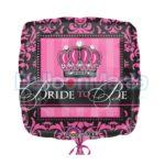 Balon folie Bride To Be, 43 cm 24549