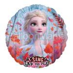 Balon muzical de folie Frozen2, 81 cm 40393