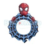 Balon folie rama foto Spiderman 38193
