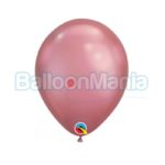 Baloane latex Chrome mov 58275.05