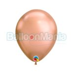 Baloane latex Chrome Roz Gold 12966.05